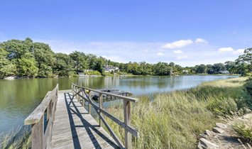 Serene Waterfront Living | Greenwich CT