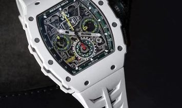 Richard Mille [NEW] RM 11-03 Le Mans Classic Automatic Flyback Chronograph