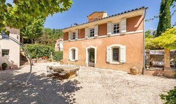 Casa di campagna a Saint-Antonin-sur-Bayon, Provenza-Alpi-Costa Azzurra, Francia 1