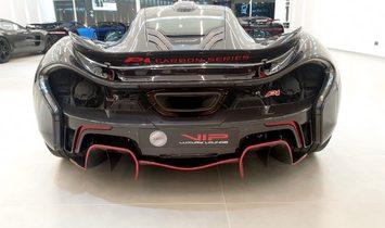 2012 McLaren P1