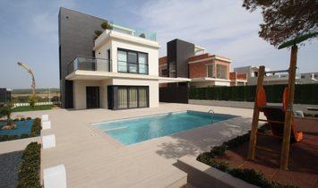 Villa in San Miguel de Salinas, Land Valencia, Spanien 1