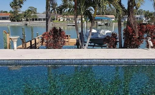 House in St. Pete Beach, Florida, United States