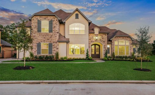 House in Conroe, Texas, United States