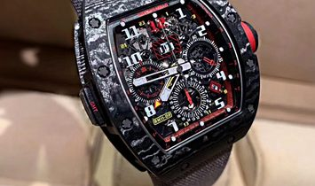 Richard Mille [NEW] RM 11-02 GMT Flyback Chronograph Dual Time Zone Hong Kong Special Edition