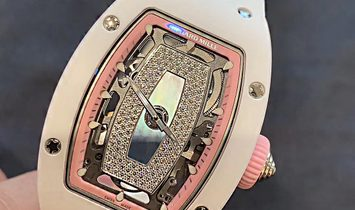 Richard Mille [LIMITED 40 PIECE] RM 07-01 Japan Pink Edition