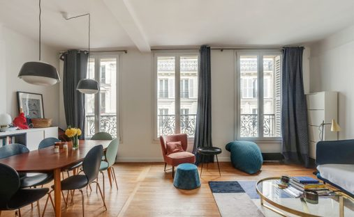 Apartment in Paris, Île-de-France, France