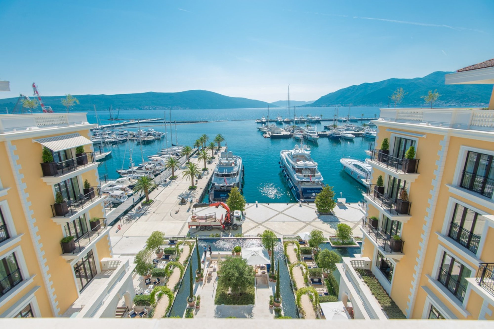 Apartment in Tivat, Tivat Municipality, Montenegro 1