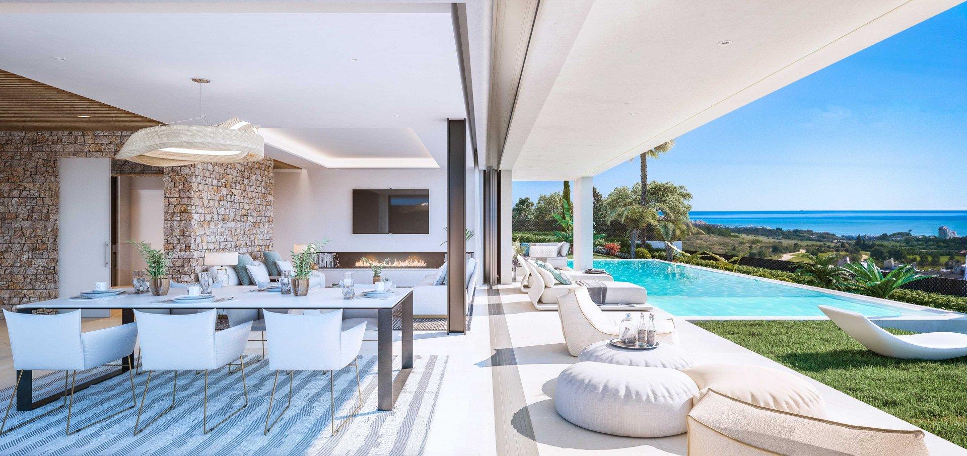 Villa in Estepona, Andalusia, Spain 1 - 10781316