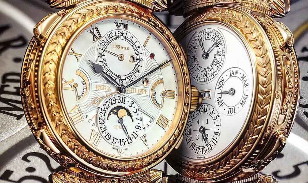 Patek Philippe 175th Commemorative Collection Grandmaster Chime 5175R