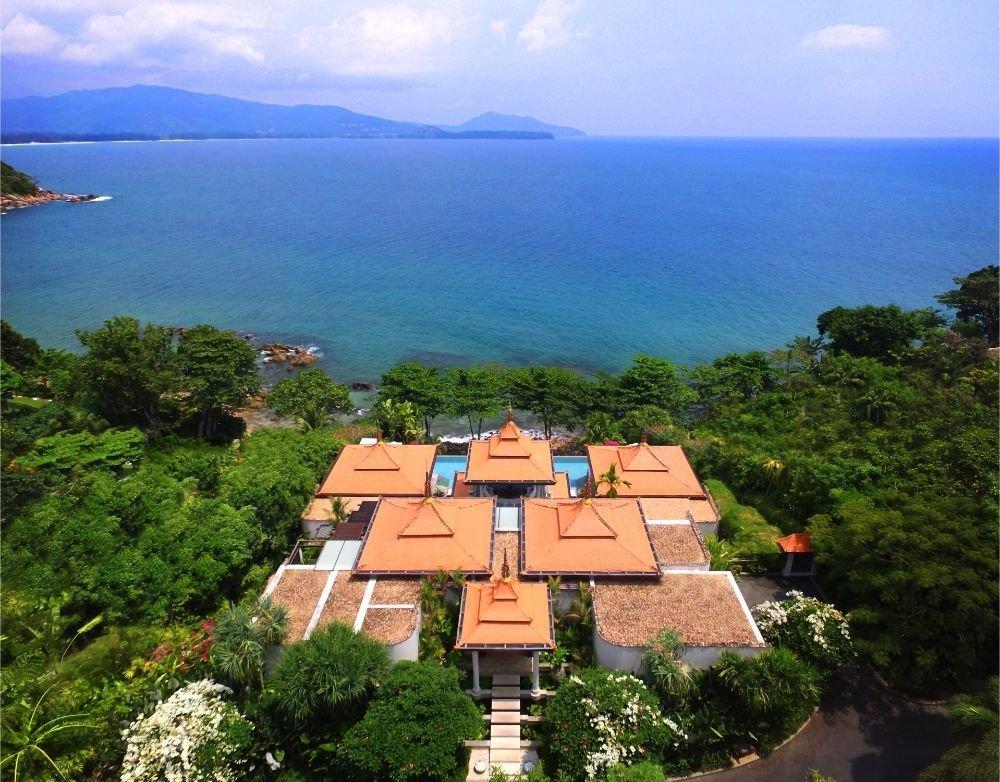 Villa in Choeng Thale, Phuket, Thailand 1