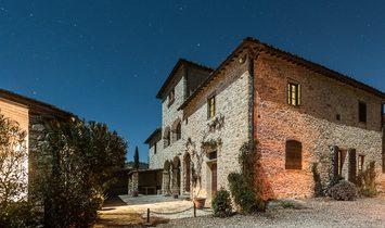 Casa de Campo en Gaiole in Chianti, Toscana, Italia 1