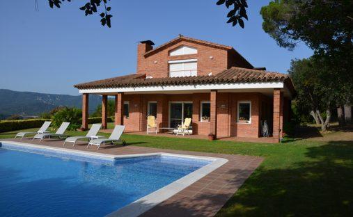 Villa in Santa Cristina d'Aro, Catalunya, Spain