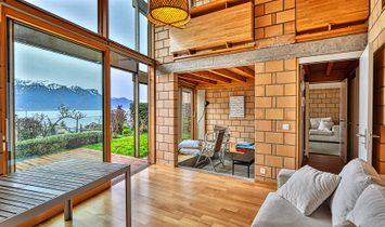 Apartment in Corseaux, Canton of Vaud, Switzerland