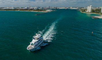 NINA LU 130' (39.62m) Westport 2011/2018