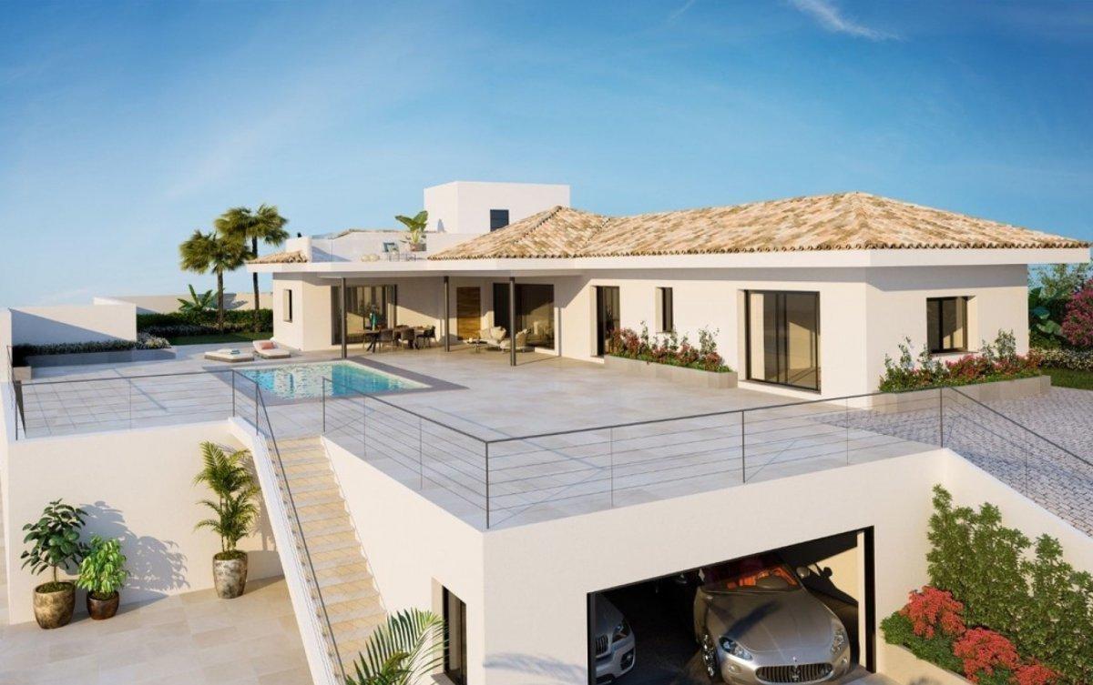 Villa in La Capellania, Andalusia, Spain 1 - 10837307