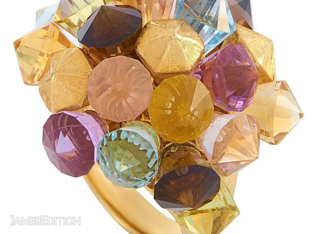 LB Exclusive LB Exclusive 18K Yellow Gold Citrine, Perido... (10892404)