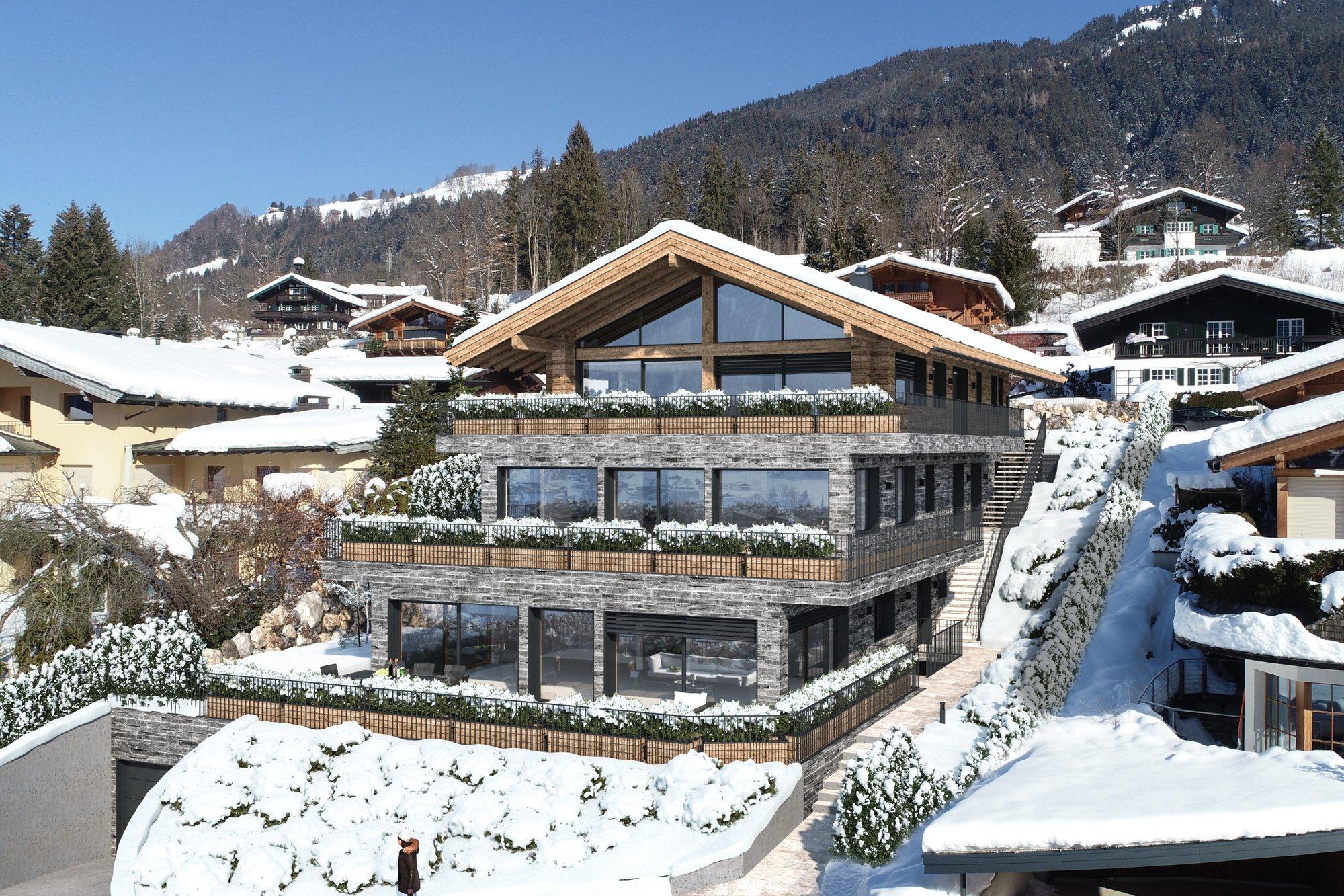 Apartment in Kitzbühel District, Austria 1 - 10892901