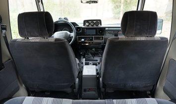 1987 Toyota LJ70 Land Cruiser
