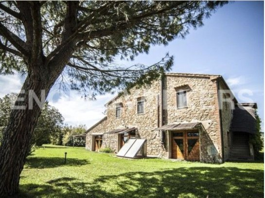 Country House in Istia d'Ombrone, Tuscany, Italy 1