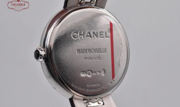 Chanel Mademoiselle Prive White Gold
