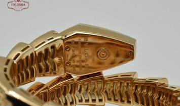 Bvlgari Serpenti Ladies Rose Gold