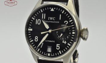 IWC Big Pilot White Gold