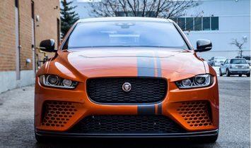 2019 Jaguar XE SV Project 8
