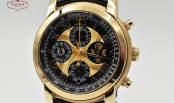 "Audemars Piguet Jules Audemars ""Arnold All-Stars"" Perpetual Rose Gold"