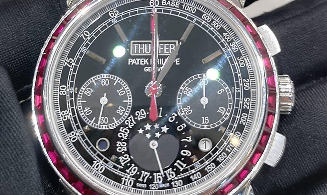 Patek Philippe Grand Complications 5271/12P-001 Ruby