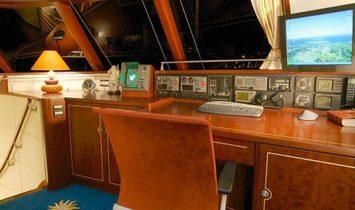 JFA Yachts 84 Catamaran