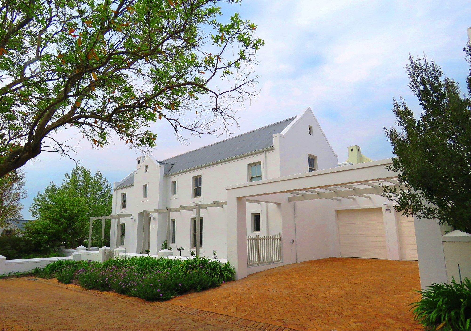 House in Stellenbosch, Western Cape, South Africa 1