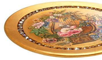 Luxury Decorative Platter KALOMIRA