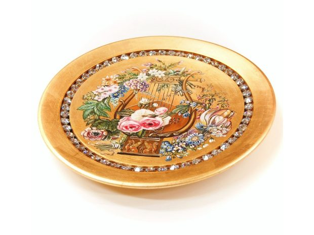 Luxury Decorative Platter KALOMIRA (10896435)