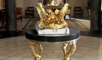Luxury Decorative Crystal Bowl AMBROSIA
