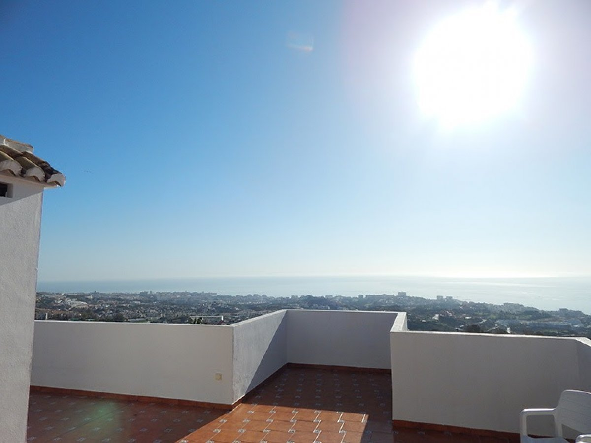 Penthouse in Benalmádena, Andalusia, Spain 1 - 10897011