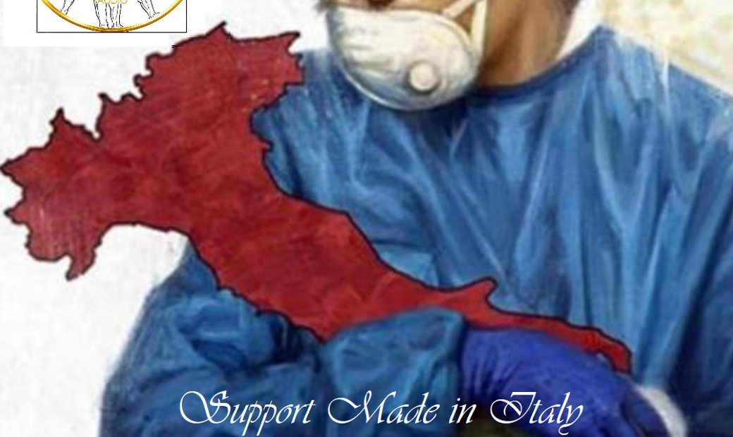 Covid19 - Fight the epidemic by supporting Made in Italy