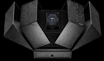 "Rolex DiW NTPT Carbon GMT-Master II ""ELECTRO"" (Retail: EUR 32490)"
