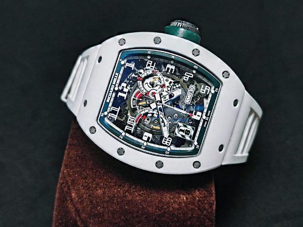 Richard Mille [2015 USED][LIMITED 100 PIECE] RM 030 Lemans (10898659)