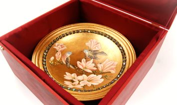 Luxury Decorative Bowl AGALMA