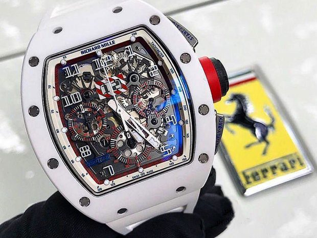 Richard Mille [LIMITED 30 PIECE] RM 011 Asia Limited Red ... (10899204)