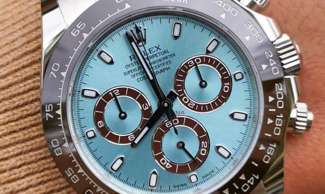 Rolex [NEW] Oyster Perpetual Cosmograph Daytona 116506 (Retail: HK$583,500)
