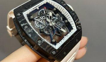 Richard Mille [LIMITED 88 PIECE] RM 055 White Legend Manual Winding Watch