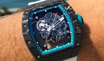 Richard Mille [LIMITED 50 PIECE] RM 055 Yas Marina Circuit