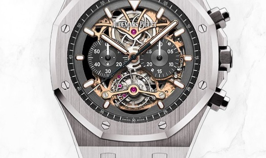 Audemars Piguet Royal Oak Chronograph 26347TI.00.1205TI.01