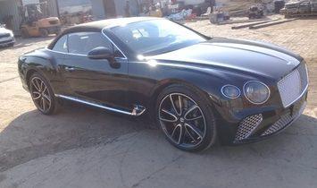 NEW! Bentley Continental GT Convertible 2020