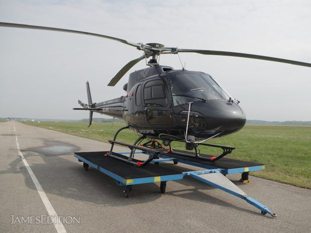 Eurocopter AS350B2 (10901917)