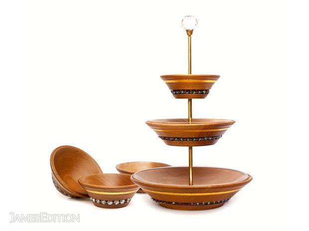 Luxury Serving Stand Set Kasida Oase (10903045)
