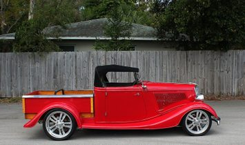 1934 Ford Roadster Pickup