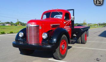 1947 International KB7 Flat Bed