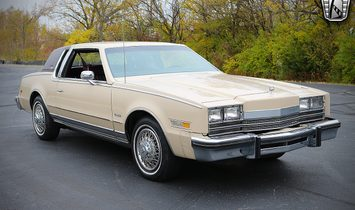 1985 Oldsmobile Toronado